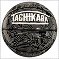 TACHIKARA Circuit Board Basketball 黒/白/7号球