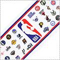 NBA フェイスタオル