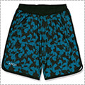 Arch Halftone Camo Shorts
