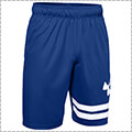 UNDER ARMOUR UA Baseline 10in Court Short ロイヤル/白/白
