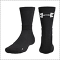 UNDER ARMOUR UA Next Level Crew Socks 黒