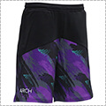 Arch Updraft Shorts 黒/パープル