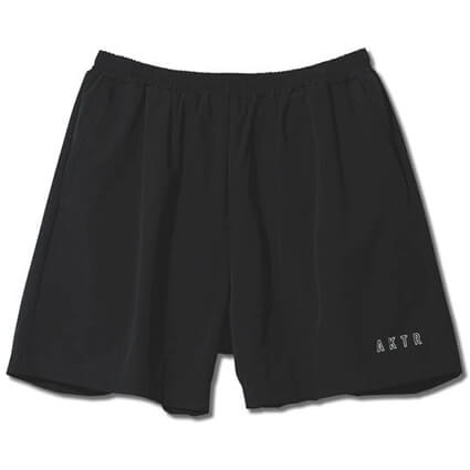 AKTR Short Wide Pants 黒