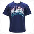 Ballaholic College Logo Overlap Cool Tee