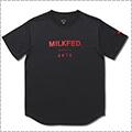[レディースサイズ]AKTR x MILKFED. Logo Sports Tee