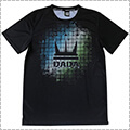 DADA Dot Crown Tee 黒/緑