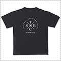 AKTR x NO COFFEE Club Tee 黒