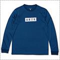 AKTR B.ball Texture Camo Logo L/S Tee