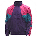LEGIT Retro Nylon Jacket パープル