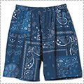 AKTR Patchwork Bandana Shorts