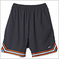 AKTR Hound's Tooth Check Shorts 黒