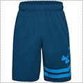 UNDER ARMOUR UA Baseline 10in Court Short グラファイトブルー