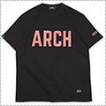 Arch Sport Lettered Tee 黒