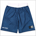 Arch Sport Patched Shorts ネイビーブルー