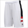 FILA Game Shorts 白/黒