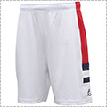FILA Game Shorts 白/赤