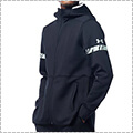 UNDER ARMOUR UA Performance FZ Hoody J 黒