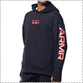 UNDER ARMOUR UA Fleece PO Hoody J 黒
