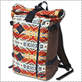 AKTR x Pendleton Urban Backpack ベージュ