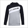 [キッズサイズ]UNDER ARMOUR UA Youth Graphic P/O Hoodie 黒