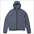 AKTR Warm Air Knit Zip Parka グレー