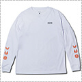 AKTR x PAC-MAN Icon L/S 白