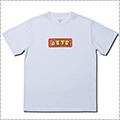 AKTR x PAC-MAN Logo Sports Tee 白