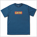 AKTR x PAC-MAN Logo Sports Tee 紺