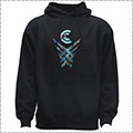 CROSSOVER CULTURE Psychonaut Hoodie モハーヴェトワイライト