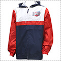 Mitchell&Ness Margin Of Victory Windbreaker ロケッツ/紺