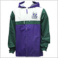 Mitchell&Ness Margin Of Victory Windbreaker バックス/紫