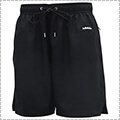 Ballaholic Logo Anywhere Zip Shorts 黒