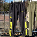 LEGIT Retro Pants 黒