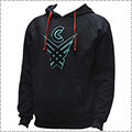 CROSSOVER CULTURE Varsity Pullover Hoodie