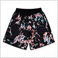 Arch Marbling Shorts 黒