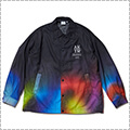 AKTR Crazy Spray Coach Jacket 黒