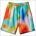 AKTR Crazy Spray Shorts 白