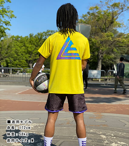 LEGIT Splash Tee 白