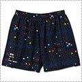 AKTR x PAC-MAN Maze Short Wide Pants