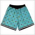 Arch Floral Sport Shorts