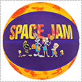SPALDING SPACE JAM Tune Squad Yellow Basketball