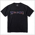 SPALDING Night Stage Logo Lightfit Tee