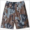 AKTR B.Ball Polygon Camo Shorts