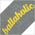 Ballaholic Logo Bath Towel