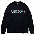 SPALDING Hologram Logo L/S