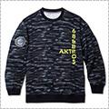 AKTR x 68&BROTHERS City Camo Crewneck Sweatshirt