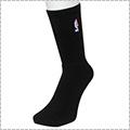 NBA Logoman Long Crew Socks